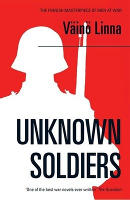 Book Penguin Classics Unknown Soldiers by Vaino Linna
