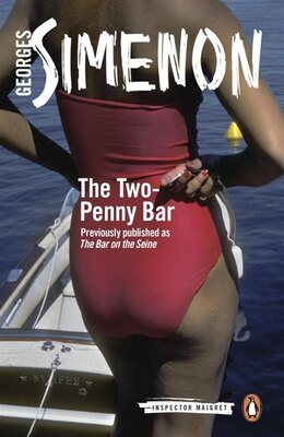 Book The Two-penny Bar by Simenon, Georges