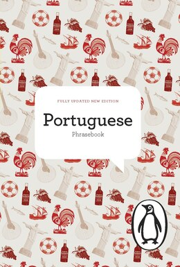 Book The Penguin Portuguese Phrasebook by Jill Norman