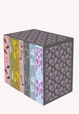 Book Jane Austen: The Complete Works: Classics Hardcover Boxed Set by Jane Austen