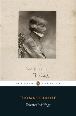 Book Selected Writings by Thomas Carlyle