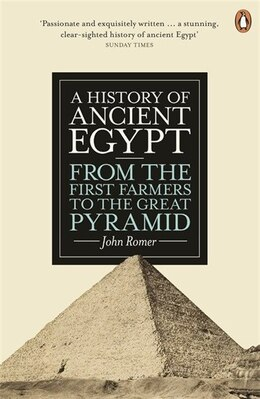 Book A History Of Ancient Egypt by John Romer