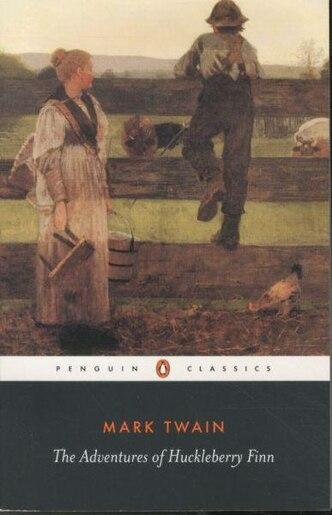 Penguin Classics Adventures Of Huckleberry Finn by Mark Twain