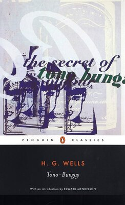 Book Tono-bungay by H.g. Wells