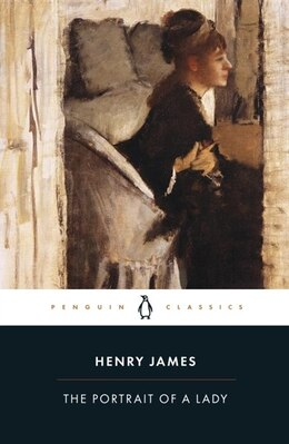 Book The Portrait Of A Lady by Henry James