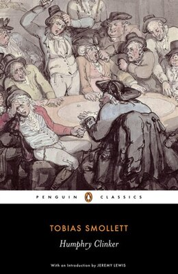 Book Humphry Clinker by Tobias Smollett