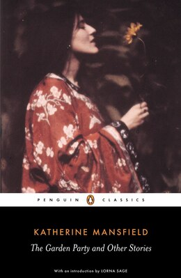 Book The Garden Party And Other Stories by Katherine Mansfield