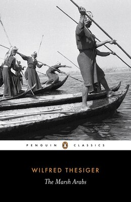 Book The Marsh Arabs by Wilfred Thesiger