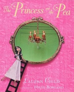 Book Princess And The Pea by Lauren Child