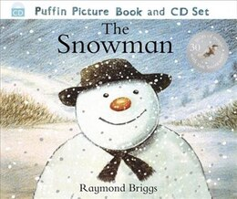 Book Snowman by Raymond Briggs