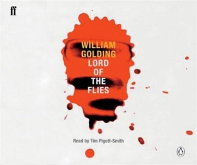 Lord Of The Flies Abridged Cd by William Golding