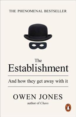 Book The Establishment by Owen Jones