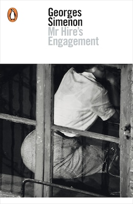 Book Mr Hire's Engagement by Simenon, Georges