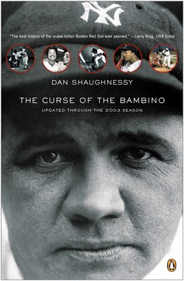 Book The Curse Of The Bambino by Dan Shaughnessy
