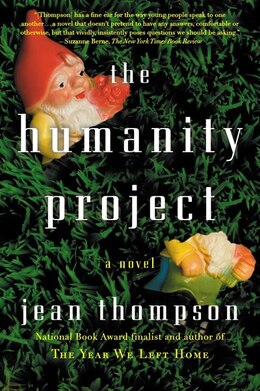 Book The Humanity Project: A Novel by Jean Thompson