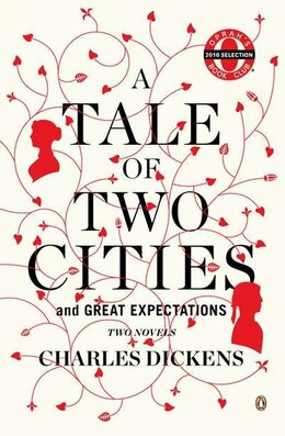 Book A Tale Of Two Cities And Great Expectations (oprah's Book Club): Two Novels by Charles Dickens