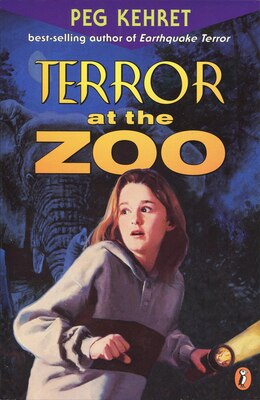 Book Terror At The Zoo by Peg Kehret