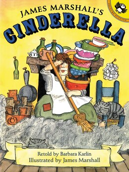 Book James Marshall's Cinderella by James Marshall