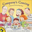 Book Company's Coming: A Passover Lift-the-flap Book by Joan Holub