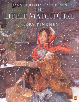 Book The Little Match Girl by Hans Christian Andersen