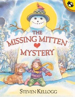 Book The Missing Mitten Mystery by Steven Kellogg