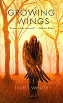 Book Growing Wings by Laurel Winter