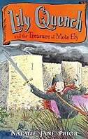 Book Lily Quench And The Treasure Of Mote Ely by Natalie Prior