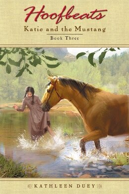 Book Hoofbeats: Katie and the Mustang #3 by Kathleen Duey