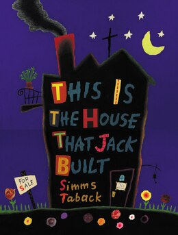 Book This Is The House That Jack Built by Simms Taback