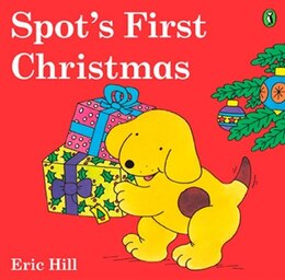 Book Spot's First Christmas (color) by Eric Hill