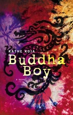 Book Buddha Boy by Kathe Koja