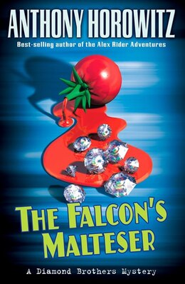 Book The Falcon's Malteser by Anthony Horowitz