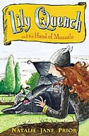 Book Lily Quench 6 Hand of Manuelo by Natalie Jane Prior