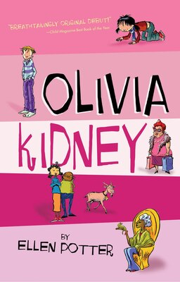 Book Olivia Kidney by Ellen Potter