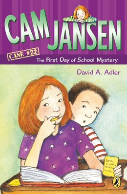 Book Cam Jansen: The First Day Of School Mystery #22 by David A. Adler