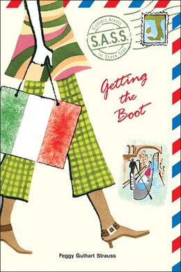 Book Getting The Boot by Peggy Guthart Strauss
