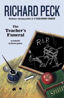 Book The Teacher's Funeral by Richard Peck