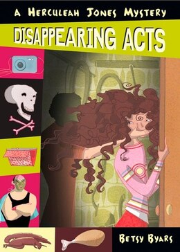 Book Disappearing Acts by Betsy Byars