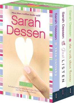 Book The Sarah Dessen Gift Set (3 Books) by Sarah Dessen