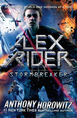 Book Stormbreaker by Anthony Horowitz