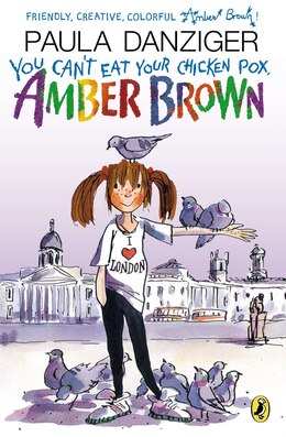 Book You Can't Eat Your Chicken Pox, Amber Brown by Paula Danziger