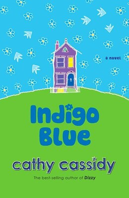 Book Indigo Blue by Cathy Cassidy