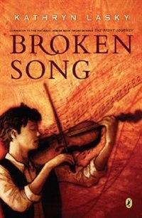 Book Broken Song by Kathryn Lasky