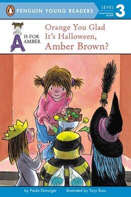 Book Orange You Glad It's Halloween, Amber Brown? by Paula Danziger