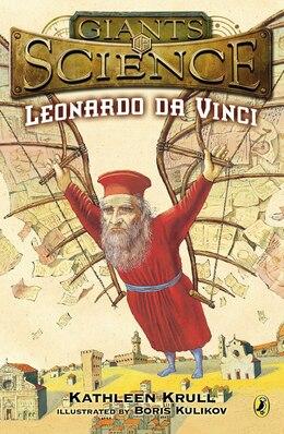 Book Leonardo Da Vinci by Kathleen Krull
