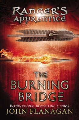 Book The Burning Bridge: Book Two by John A. Flanagan