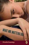What Mr Mattero Did