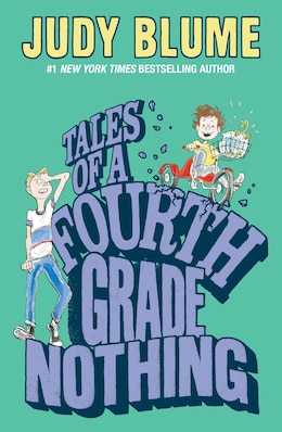 Book Tales Of A Fourth Grade Nothing by Judy Blume
