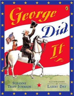 Book George Did It by Suzanne Tripp Jurmain