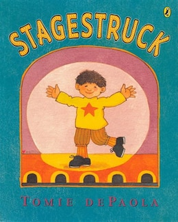Book Stagestruck by Tomie Depaola